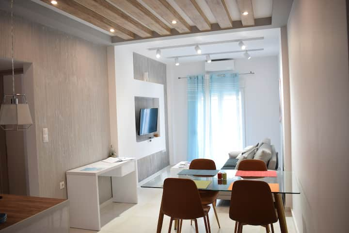 Central Luxury Apartment in Thessaloniki