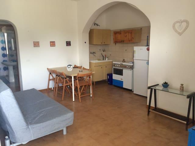 Salento casa vacanza Spiaggiabella blu - Lecce - Huis