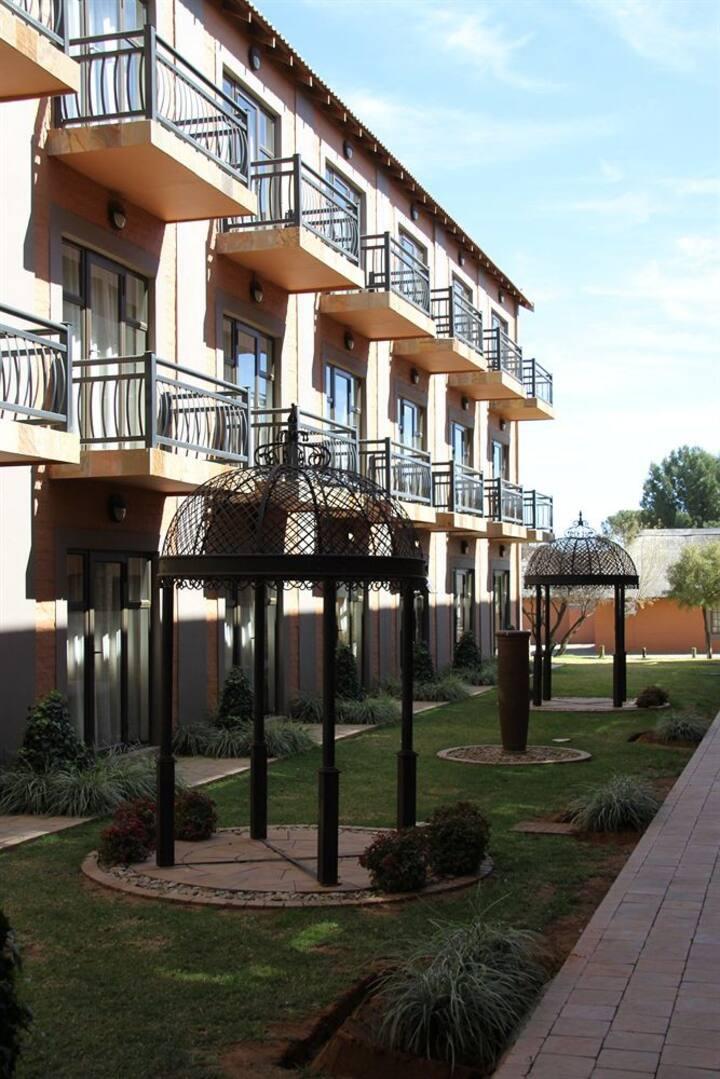 Bains Lodge Hotel