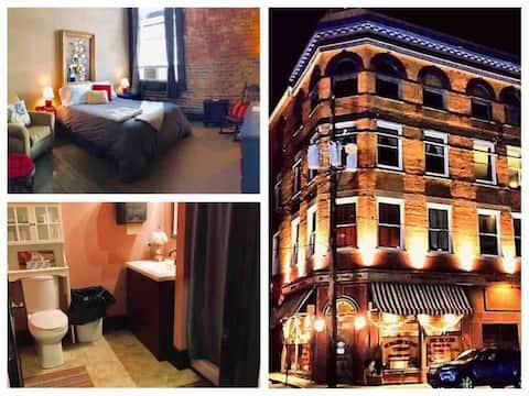 The Edison Room at Morguen Toole Company Hotel