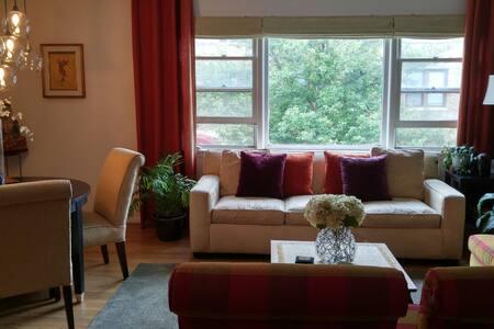 Elegant 3 Bedroom - 20 min to NYC - Guttenberg