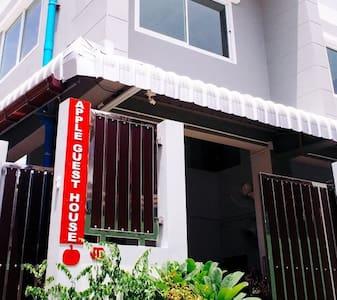 1 Bedroom walking distance to Khaosarn Road - Bangkok - Gästhus