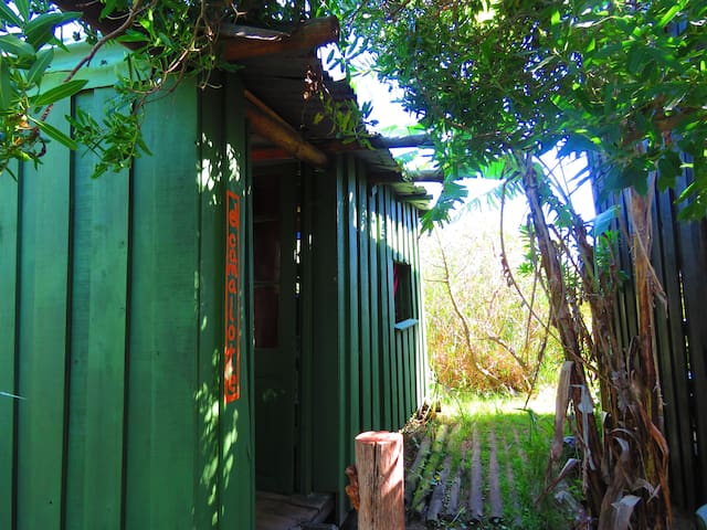 Quiet cabin in the nature - Cabo Polonio - Cabana