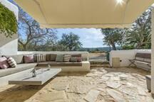 Ibiza Finca Retreat Can Benirras + Pool chill out