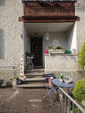 Bijou B&B in Privathaus in Schönenwerd