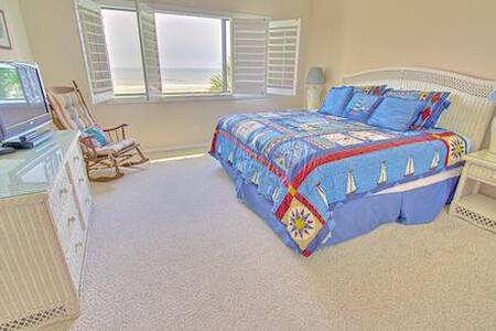 Sea Haven Resort - 519, Ocean Front, 2BR/2.5BTH, Pool, Beach - Butler Beach - Kondominium
