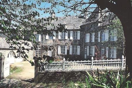 chambre d hôte manoir du valciot - Siouville-Hague - Gästehaus
