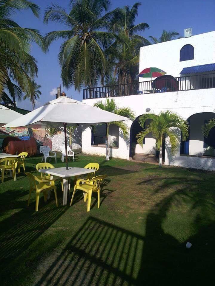 Hospedaje frente al mar Hostal MANAIM Habitación10