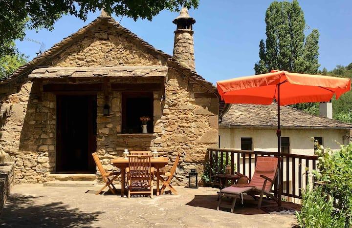 Preciosa casa del s. XVII en el Pirineo Aragonés