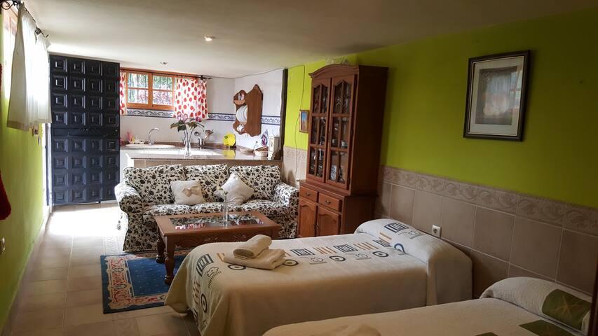 Apartamento del Lago - El Santiscal - Apartment