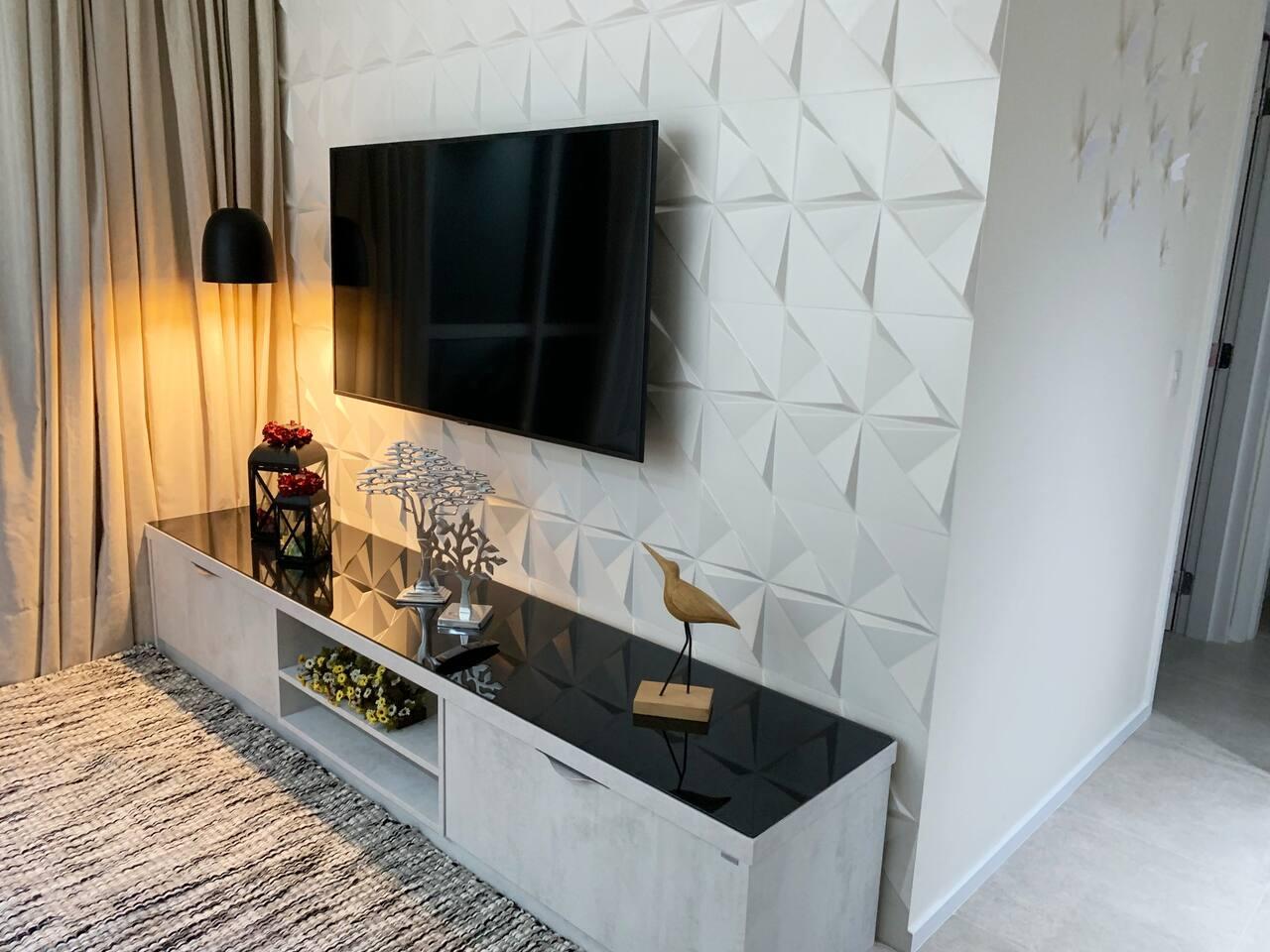 Sala de TV + multimídia