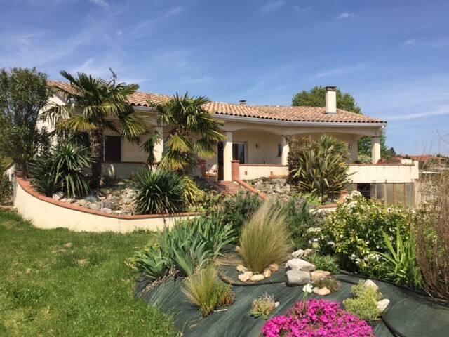 Maison de campagne - Paulhac - Rumah