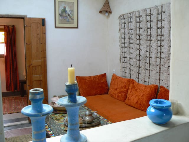 """Bluecaravan""  appartement ORANGE - Essaouira - Apartmen"