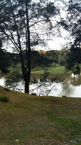 Um lugar maravilhoso e aconchegante - Campo Largo - Casa