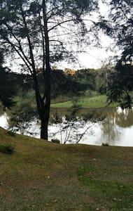 Um lugar maravilhoso e aconchegante - Campo Largo - 一軒家