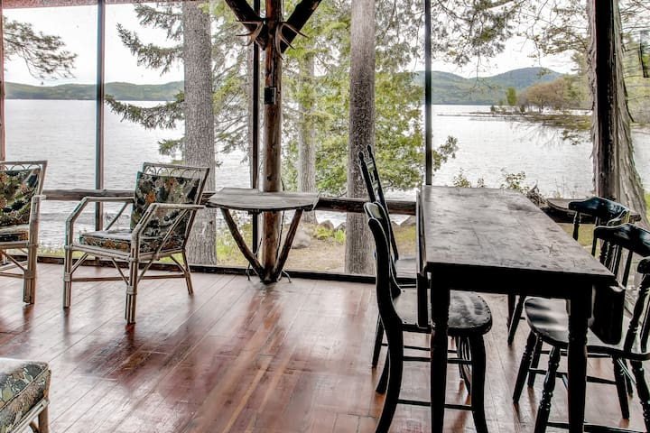 4BR Hague Cottage on Lake George - Hague - House