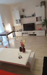 Helles 1 Zimmer City Appartement - Apartemen
