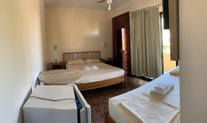 Quarto 103 residencial Aquamarina