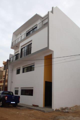 Keur Mamie Bidia, une résidence d'Architecte