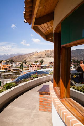 Best view over Mallasa from lovely house - La Paz - Dom
