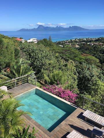 Life is beautiful in Tahiti