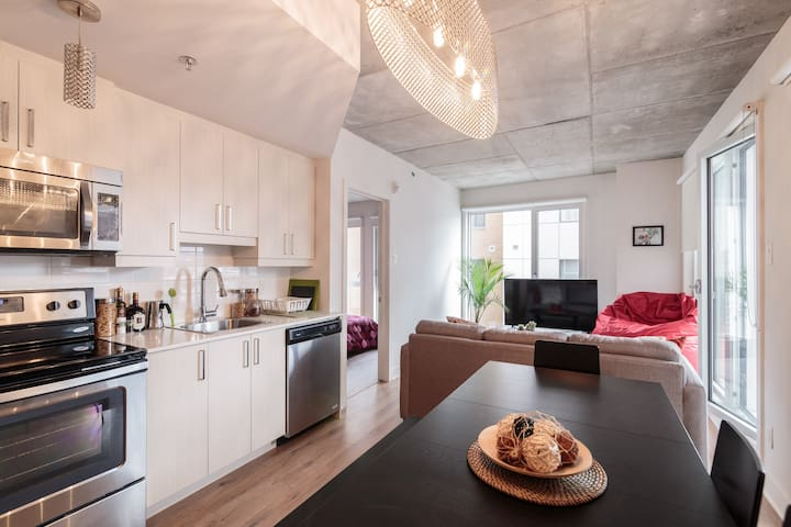 Perfect Location Downtown - Montréal - Appartamento