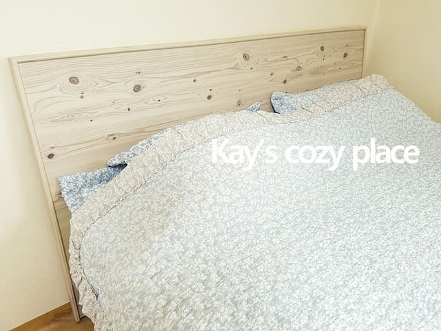 Kay's cozy place #301 - Near Pohang Cruise - Nam-gu, Pohang - Appartement