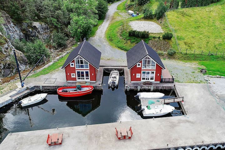 5 person holiday home in skjoldastraumen