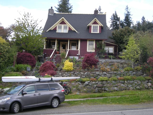 Private Apartment & Studio's in Historical Home - Bellingham - Bed & Breakfast