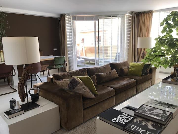 Mooi appartement in het centrum van Lisse