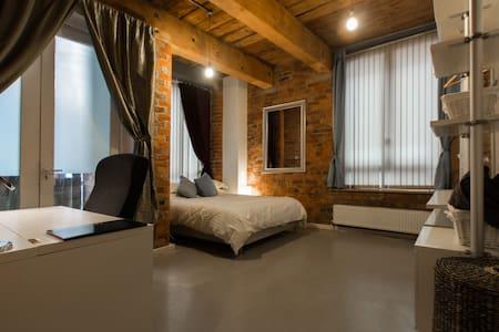 Trendy & Modern 2 Bed Apartment Northern Quarter - Manchester - Apartemen