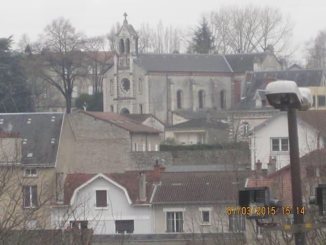 En el corazón de Limoges-Francia - Limoges - Appartement
