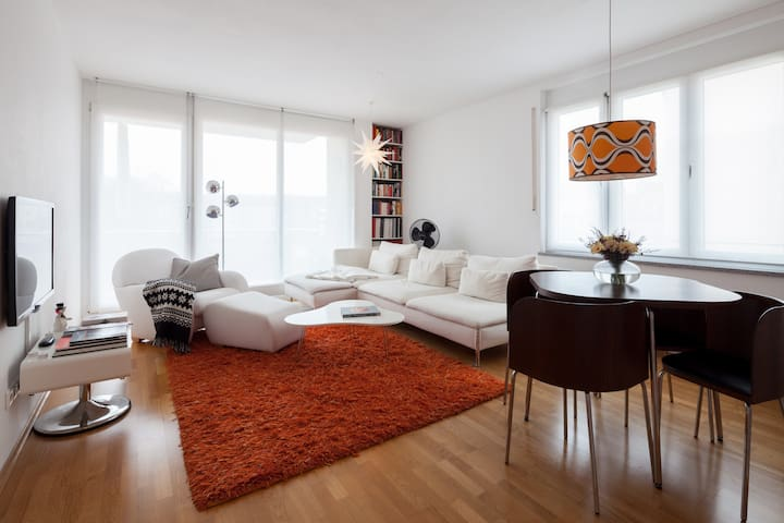 Modern 3 Room Apartment in Munich