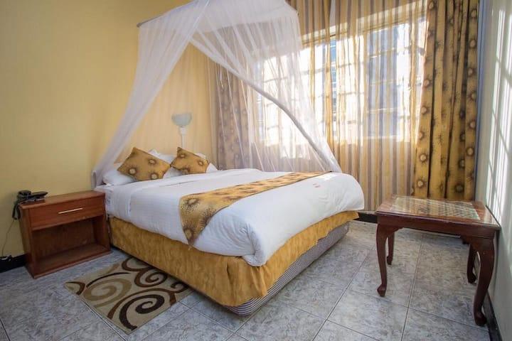 N1 NAIROBI BUDGET HOTEL & BACKPACKER IN KENYA