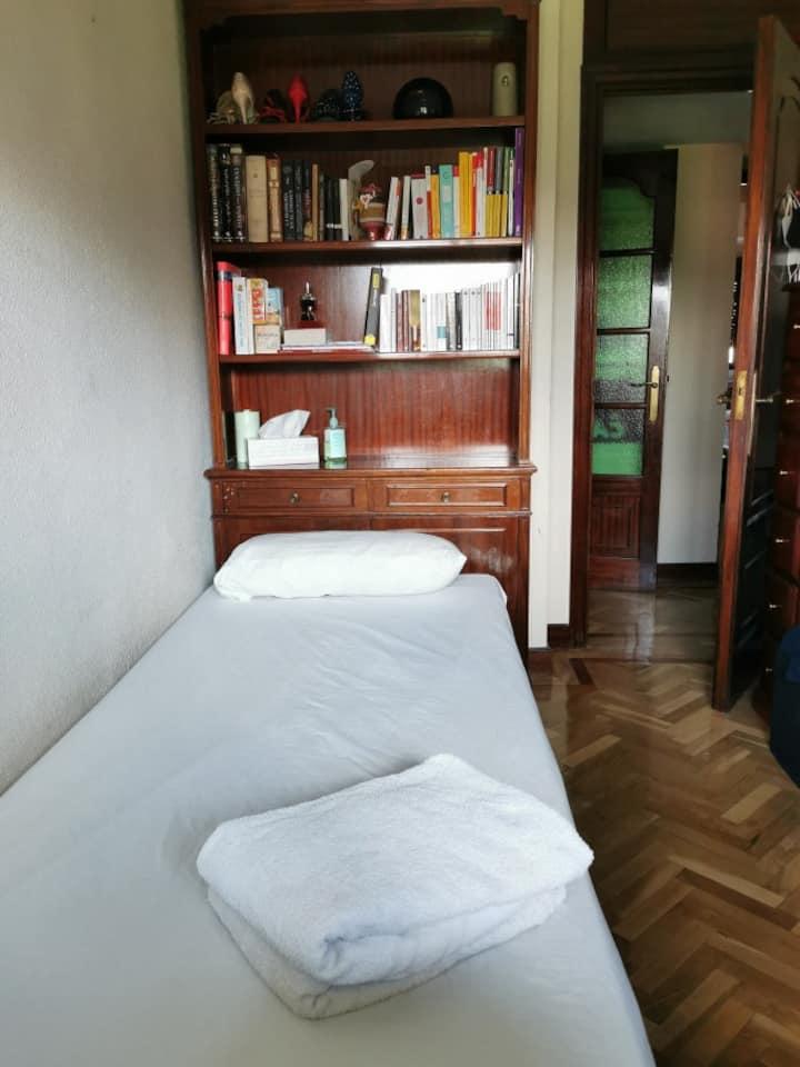 Acogedora habitación en Zona Metro Colombia