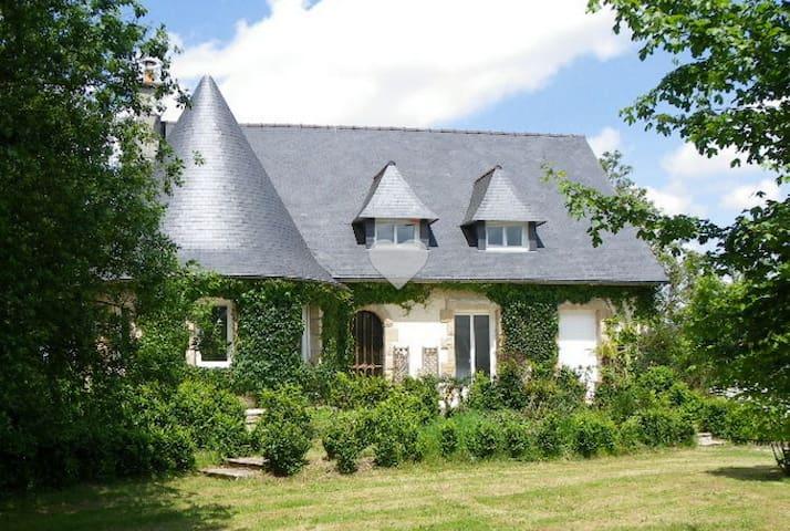 Maison de vacances près du Mont St Michel - Vieux-Vy-sur-Couesnon - บ้าน