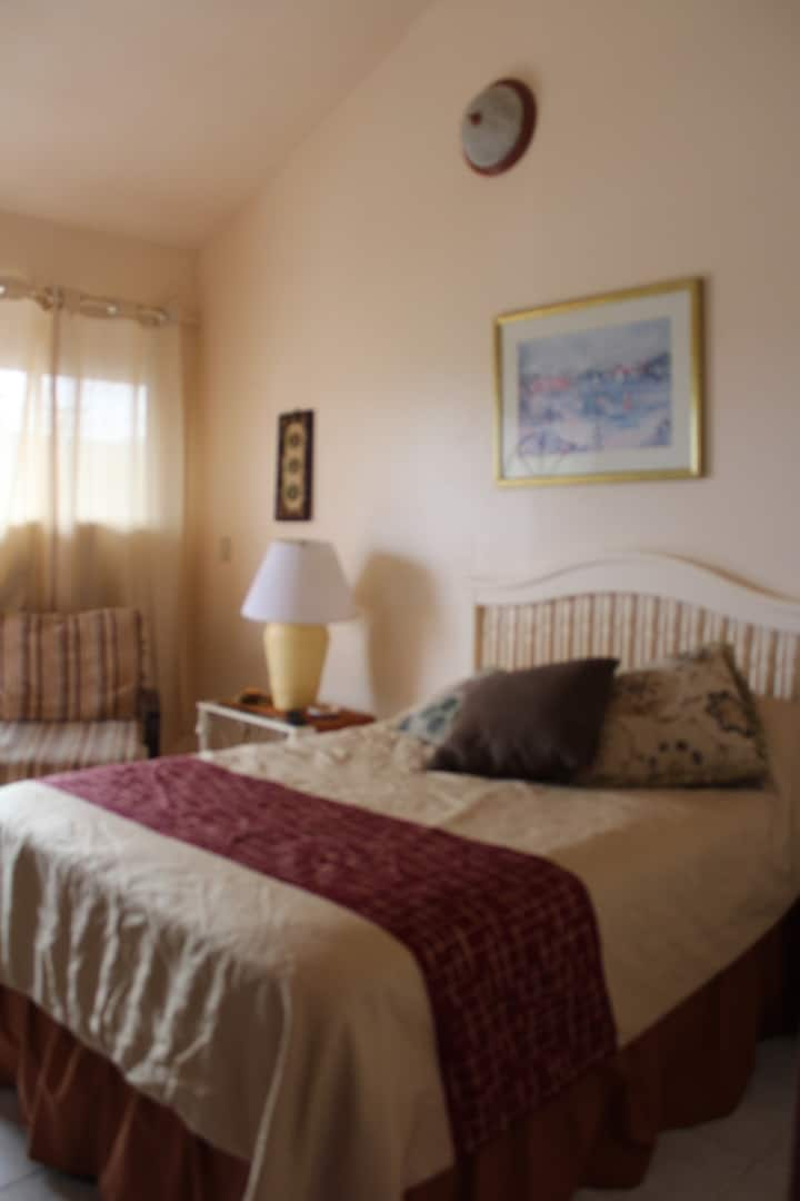 A room to relax and enjoy rosarito. #1