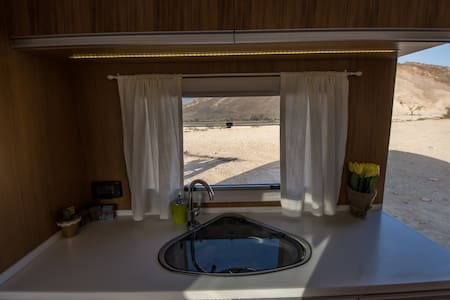 Best locations in the desert - TEXAS CARAVANS - Sapir - Karavan/RV