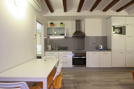 Cozy apartment in nice location - Barcelona - Apartment