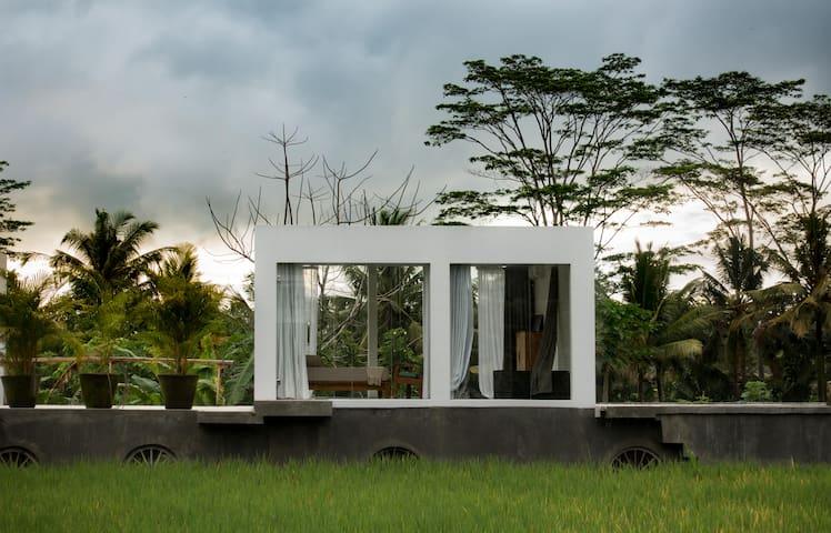 White Cubes One-Bedroom Villa A - Ubud - Rumah