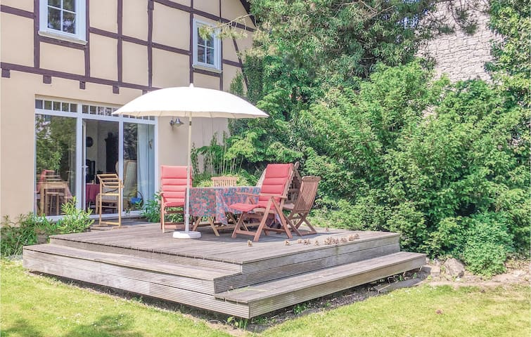 Holiday apartment with 1 bedroom on 55m² in Diemelstadt