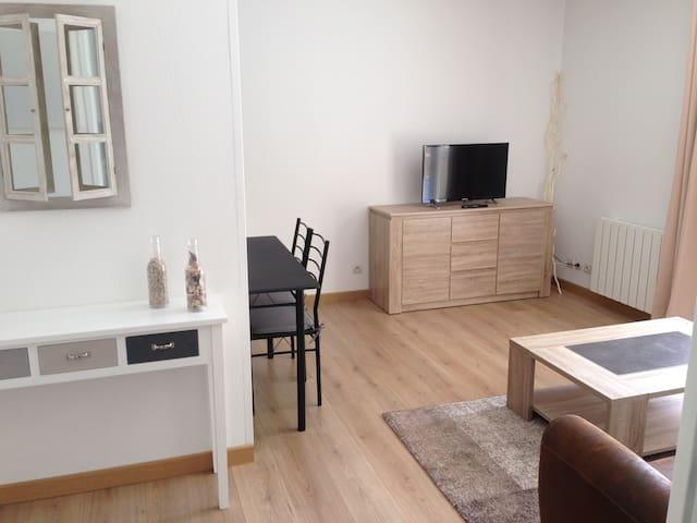 Appartement avec balcon et très agréable. - Blanquefort