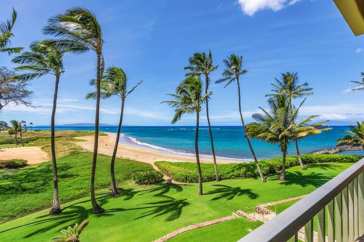 Stunning Oceanfront, 2BR/2BA, Premium A/C