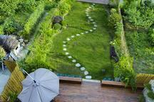原境民宿-花园