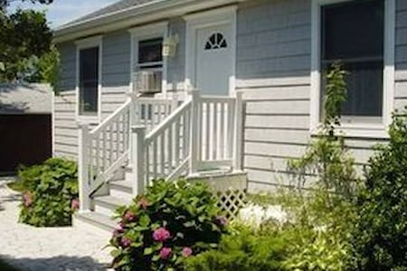 Bay Head Cottage with Linens and Beach Badges