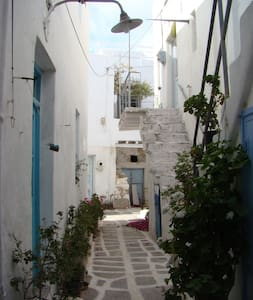Studio54 m² in the traditional centre of Parikia! - Paros
