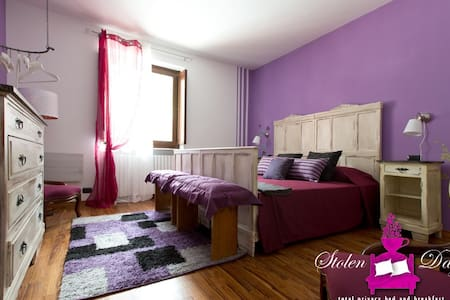 Lilla room, double room (or 1+1 beds) in B&B villa - Novaretto - Aamiaismajoitus
