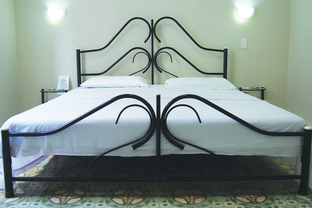 Deluxe Luxury Room #3 with 1 King Size bed