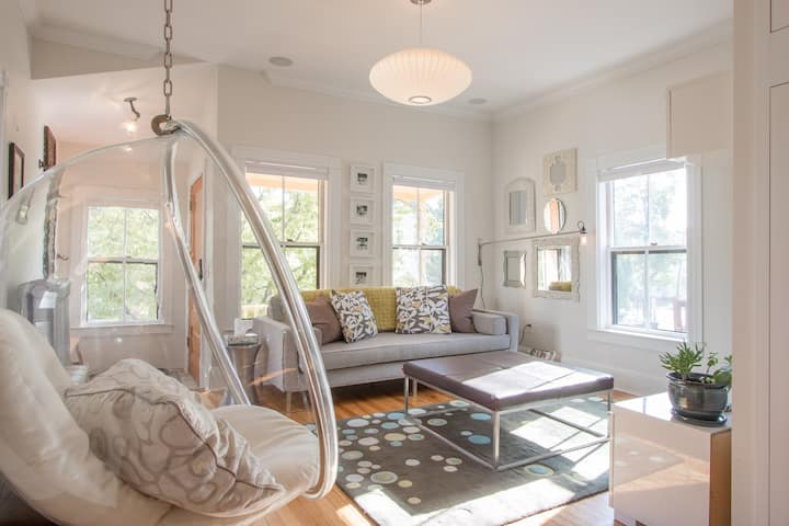 Single Family Home On Munjoy Hill