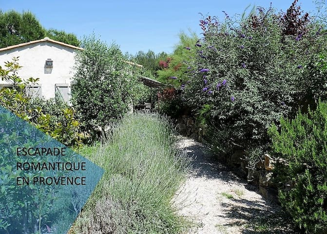 Peaceful and cosy bungalow in Provence.